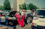 03. Wymiana silnika w samochodzie Jacka Sikory