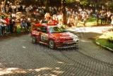 09. Kurt Gottlicher i Johann Wallner - Ford Escort Cosworth RS.