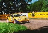 14. Gianmarino Zenere i Max Schedoni - Renault Megane Maxi.