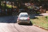 16. Zenon Sawicki i Marek Skrobot - Ford Escort Cosworth RS.