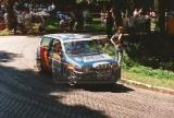 18. Jacek Sikora i Marek Kaczmarek - Fiat Cinquecento Abarth.