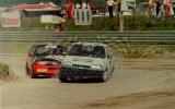 14. Nr.203.Piotr Granica - Suzuki Swift GTi 16V, nr.218.Robert P