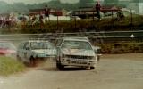 02. Tomasz Cichocki - Toyota Corolla, Piotr Granica - Suzuki Swi