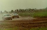 04. Leszek Kuzaj - Mitsubishi Lancer Evo, Henryk Strzelecki - VW