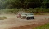 09. Piotr Granica - Suzuki Swift, Adam Borowski - Toyota Corolla
