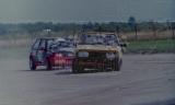 16. Krzysztof Godwod - Polonez 1600, Robert Polak - Ford Fiesta