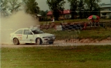 19. Bohdan Ludwiczak - Ford Escort Cosworth RS.