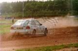 22. Bohdan Ludwiczak - Ford Escort Coswort RS.