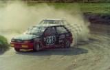 06. Robert Polak - Ford Fiesta XR2i.