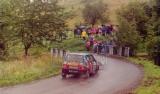 28. Jacek Sikora i Marek Kaczmarek - Fiat Cinquecento Abarth.