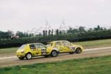 29. Nr.210.Antoni Skudło - Nissan Micra,nr.222.Dominik Ośko - Pe