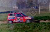 14. Dariusz Kowalewski - Fiat Cinquecento.