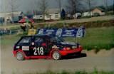15. Robert Polak - Ford Fiesta.