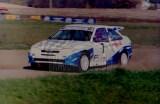 19.Bohdan Ludwiczak - Ford Escort Cosworth RS.