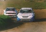 09. Bohdan Ludwiczak - Ford Escort Cosworth RS i Adam Polak - To