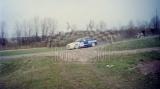 10. Paweł Przybylski i Krzysztof Gęborys - Ford Escort WRC.