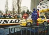 20. Jacek Sikora i Marek Kaczmarek - Fiat Cinquecento Sporting.