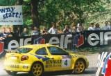 02. Janusz Kulig i Jarosław Baran - Renault Megane Maxi