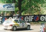 07. Włodzimierz Skrodzki i Malina Wiechowska - Renault Clio Will