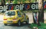 09. Jacek Sikora i Marek Kaczmarek - Fiat Cinquecento Sporting.