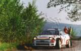 11. Sławomir Szaflicki i Antoni Akuczonek - Toyota Celica Turbo