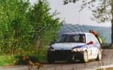 14. Jacek Jerschina i Artur Orlikowski - Peugeot 106 Maxi.