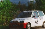 15. Marek Skrzypkowski i Adam Balawajder - Fiat Cinquecento Abar