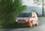 16. Bogdan Jankowski i Grzegorz Rohna - Fiat Cinquecento Sportin