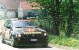 23. Adam Magaczewski i Andrzej Białowąs - Ford Escort Cosworth R