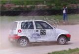 004. Włodzimierz Pawluczuk - Fiat Cinquecento Abarth.
