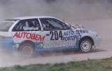 010. Piotr Granica - Suzuki Swift GTi 16V.