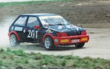 011. Robert Polak - Ford Fiesta XR2i