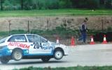 012. Piotr Granica - Suzuki Swift GTi 16V.