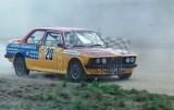 013. Aleksander Michałowski - BMW 323.