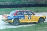 015. Aleksander Michałowski - BMW 323.