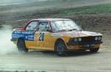 017. Aleksander Michałowski - BMW 323.