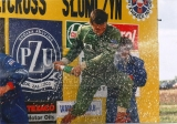 127. Marek Nalewajko, Tomasz Oleksiak i Grzegorz Carzasty.