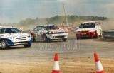140. Bohdan Ludwiczak - Ford Escort Cosworth RS