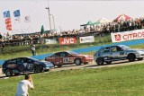 14. Nr.106.Marcus Nilsson - Peugeot 306 GTi,nr.118.Pavel Novotny