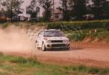 015. Krzysztof Studziński - Mitsubishi Galant VR4.