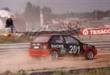 032. Robert Polak - Ford Fiesta XR2i