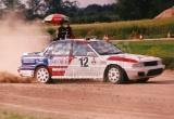 035. Krzysztof Studziński - Mitsubishi Galant VR4.