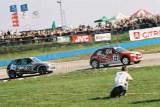 20. Nr.221.Marcin Laskowski - Peugeot 106 Maxi,nr.202.Vaclav Vev