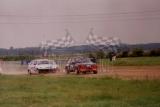 094. Nr.201.Robert Polak - Ford Fiesta XR2i, nr.205.Janusz Sinia