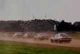 098. Krzysztof Studziński - Mitsubishi Galant VR4, Piotr Tyszkie
