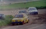 112. Antoni Skudło - Polski Fiat 126p i Paweł Kałuża - Fiat Cinq