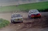 113. Piotr Radtke - Polski Fiat 126p i Robert Polak - Ford Fiest