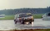 12. Tomasz Oleksiak - Fiat Cinquecento Sporting.