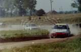 06. Nr.204. Piotr Granica - Suzuki Swift GTI i Adam Borowski - T