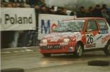 05. Marcin Turski i Jacek Sciciński - Fiat Cinquecento Sporting.